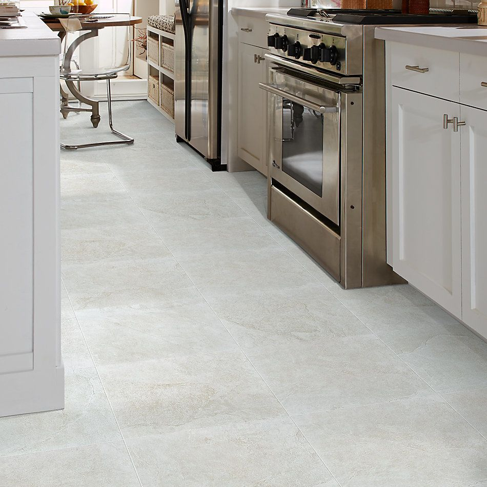 Shaw Floors Ceramic Solutions Crown 18 White 00100_225TS
