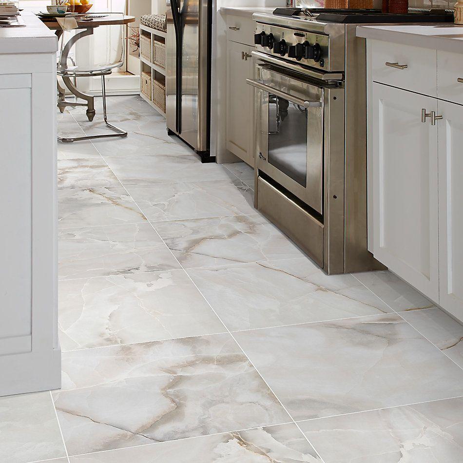 Shaw Floors Ceramic Solutions Gemstone 24×24 Matte White 00100_335TS