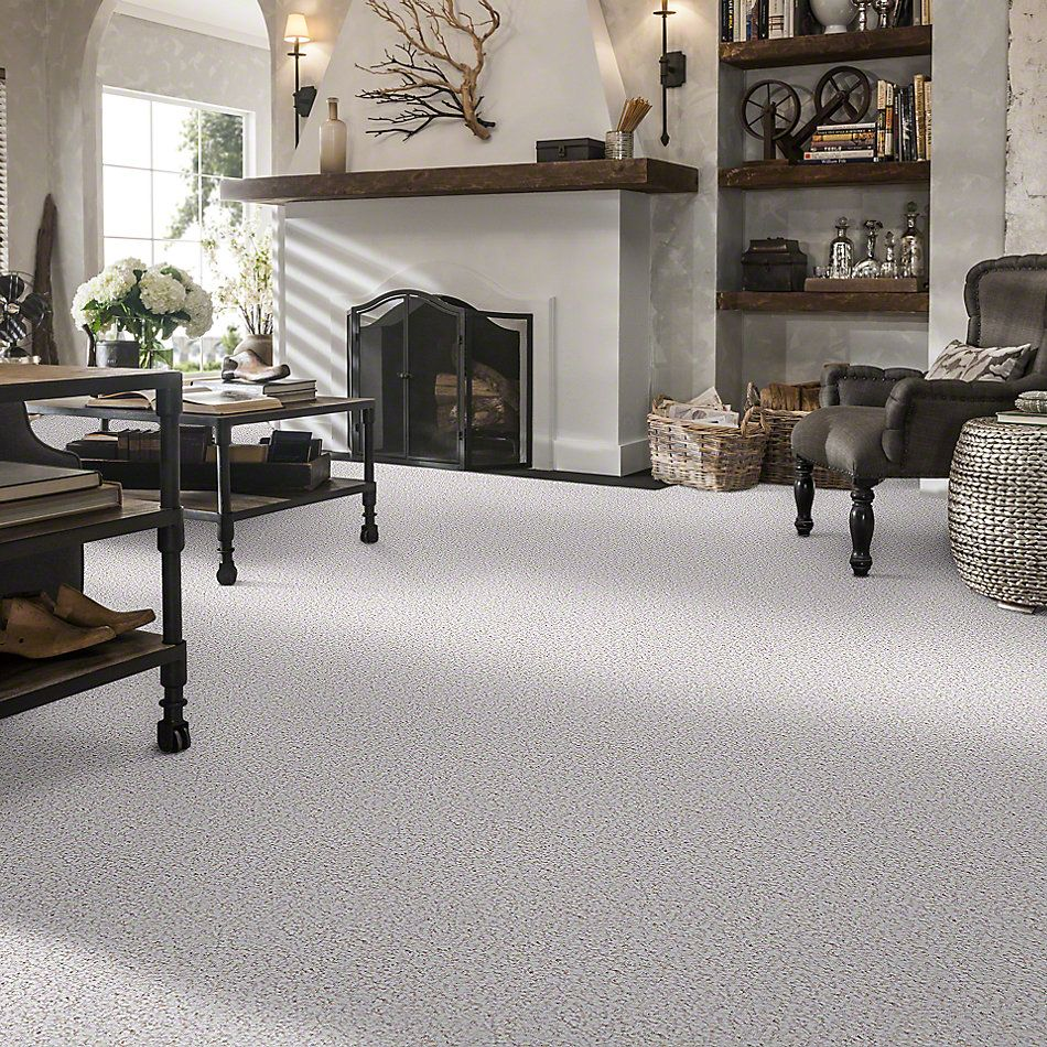 Shaw Floors SFA Riverknoll 12 Calm Ivory 00100_52H70