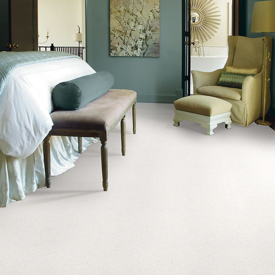 Shaw Floors Infinity Soft Heavenly Touch Lg Purity 00100_7E0F2