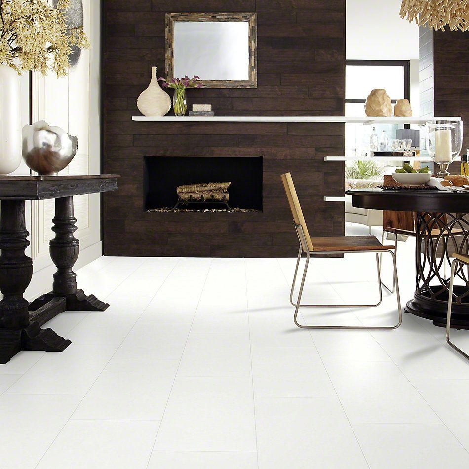 Shaw Floors Ceramic Solutions Diva 12×24 Plsh White 00100_CS04V