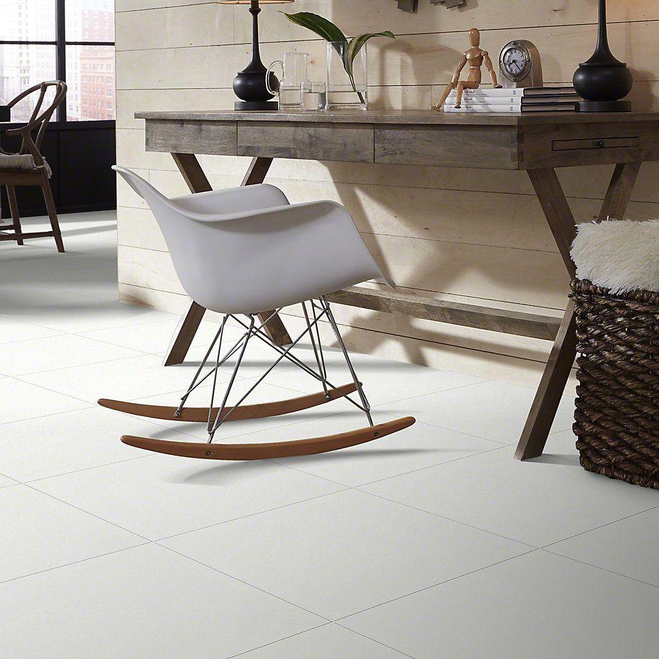 Shaw Floors Ceramic Solutions Diva 24×24 Plsh White 00100_CS05V