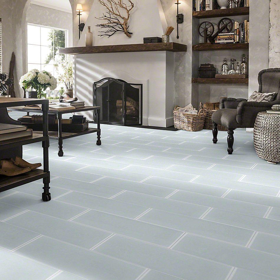 Shaw Floors Ceramic Solutions Cardinal 8×24 Glass Ice 00100_CS13Z