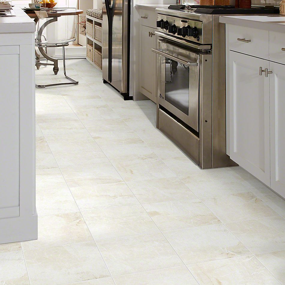 Shaw Floors Ceramic Solutions Zenith 13×13 Ivory 00100_CS36P