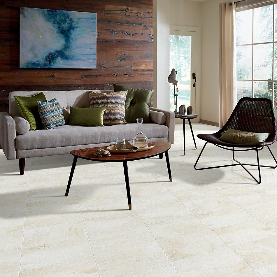 Shaw Floors Ceramic Solutions Zenith 13×13 Ivory 00100_CS36P