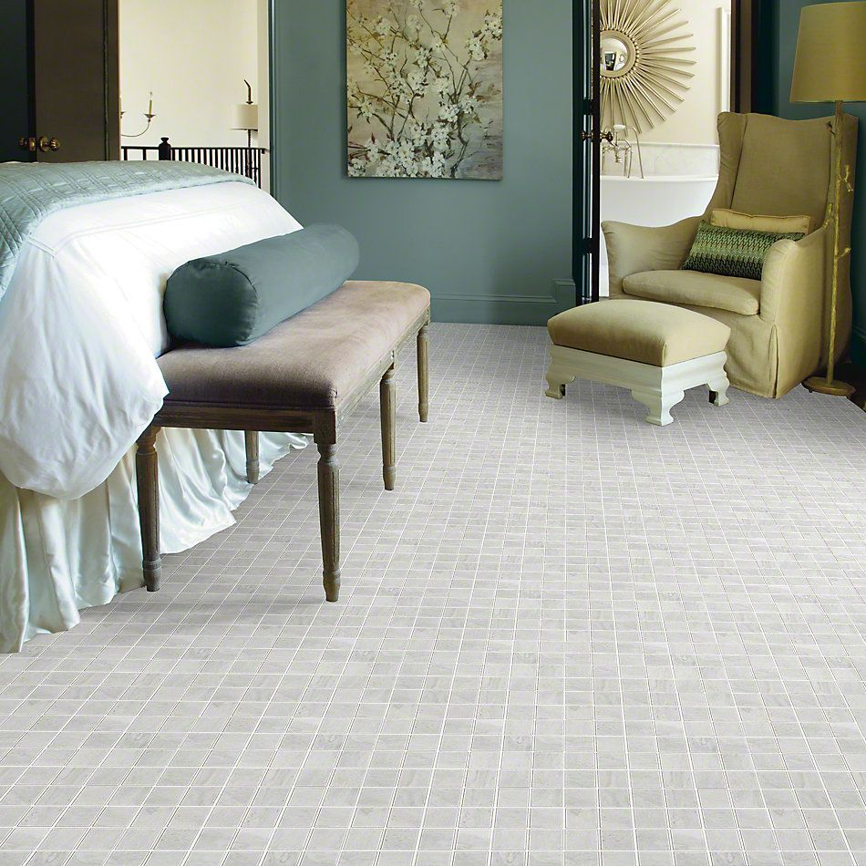 Shaw Floors Ceramic Solutions Senate Mosaic Sanctuary 00100_CS47P