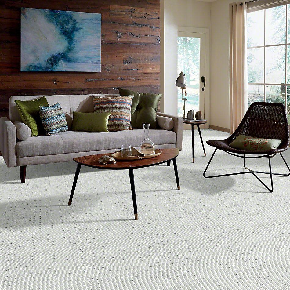 Shaw Floors Ceramic Solutions Glass Essentials Random Linear Crystal 00100_CS59J