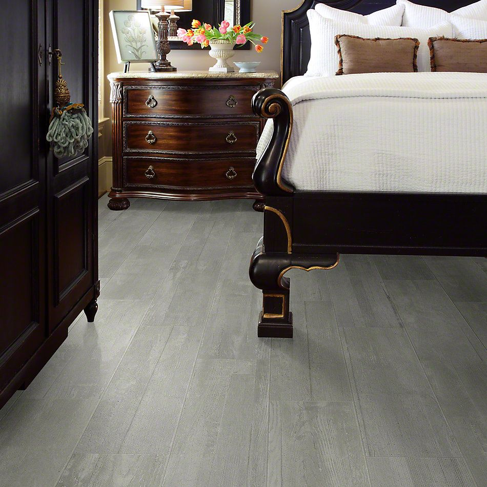 Shaw Floors Ceramic Solutions Glee 8.5×40 Bianco 00100_CS62V