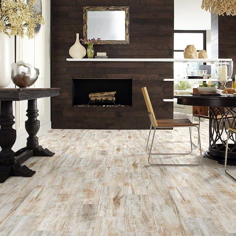 Shaw Floors Ceramic Solutions Olympia 7×22 White 00100_CS68Q
