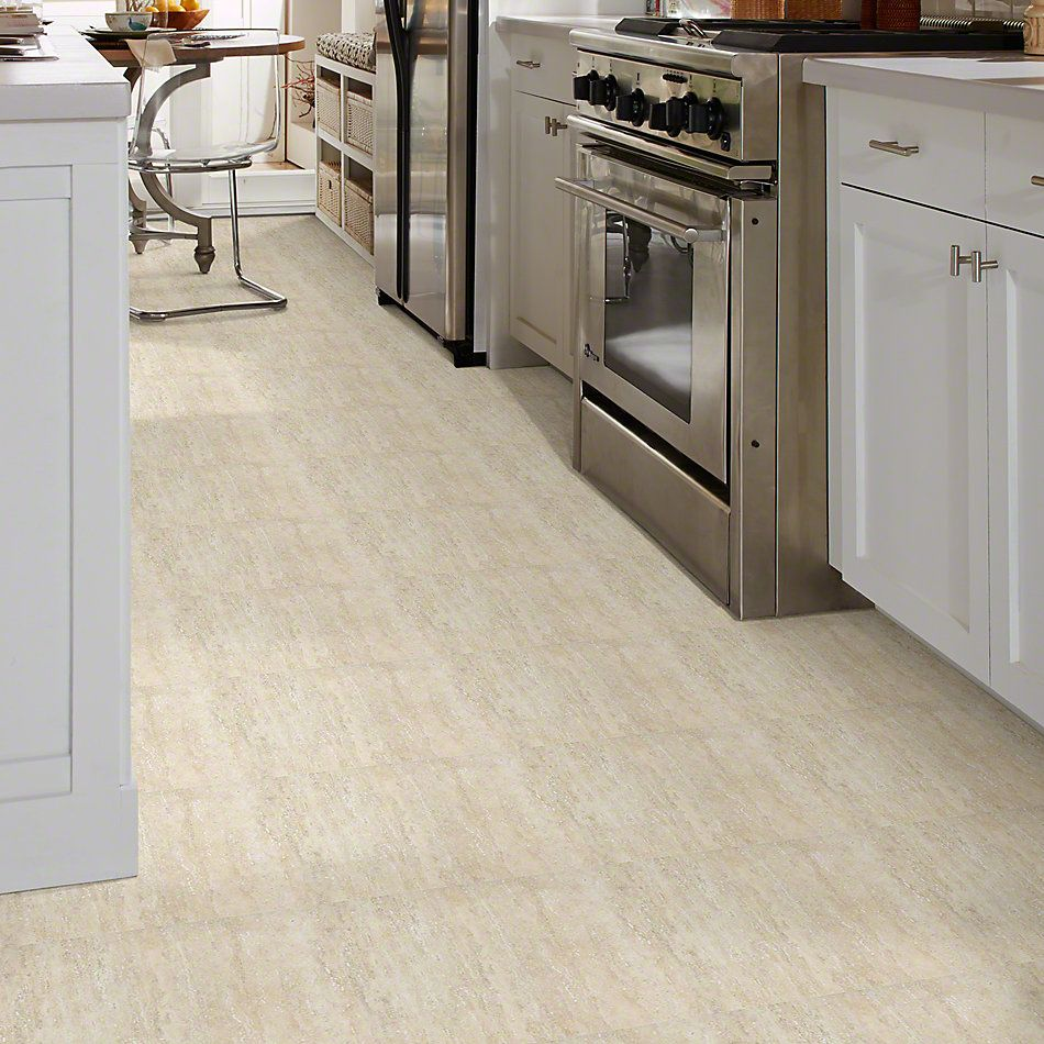 Shaw Floors Ceramic Solutions Classico 18×18 Ivory 00100_CS70F