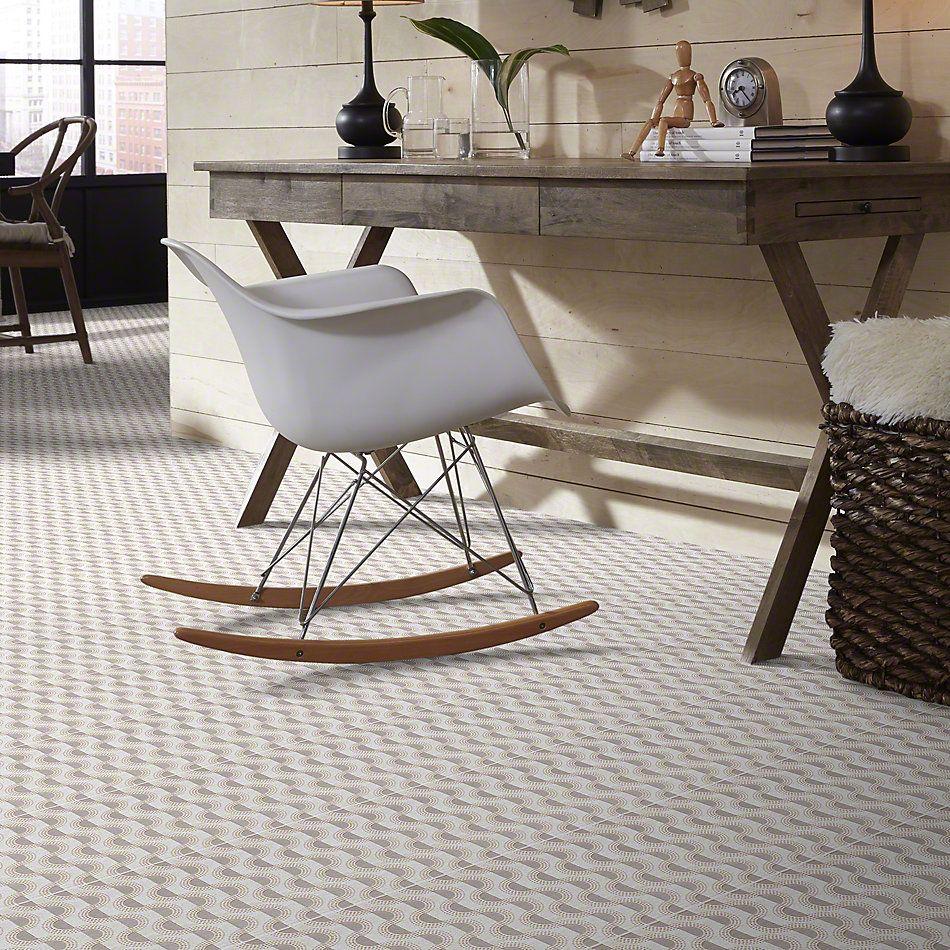 Shaw Floors Ceramic Solutions Classico 2×10 Wall Listello Ivory 00100_CS73F