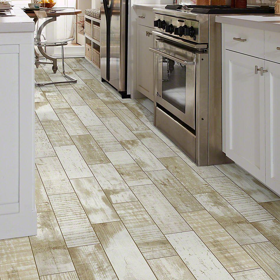 Shop Shaw Floors Ceramic Solutions Canal 6x24 Panama 00100 Cs80w