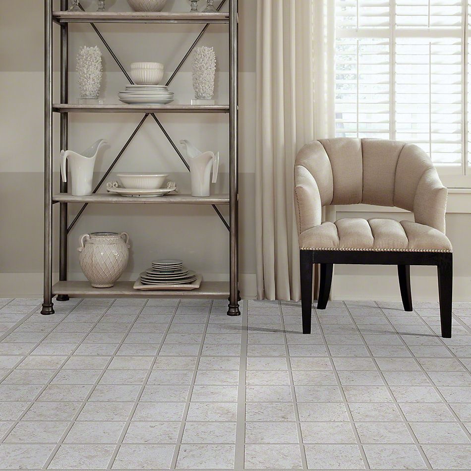Shaw Floors Ceramic Solutions Empire Mosaic Cream 00100_CS99Q