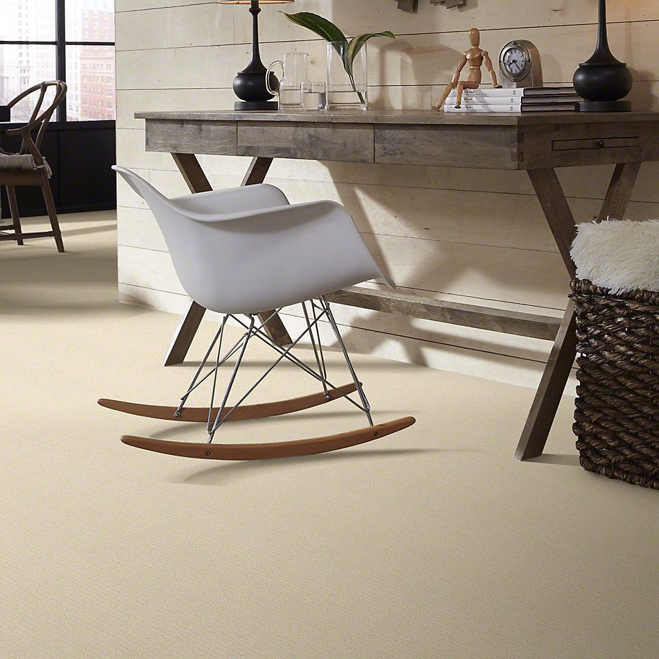 Shaw Floors Enduring Comfort Pattern China Pearl 00100_E0404