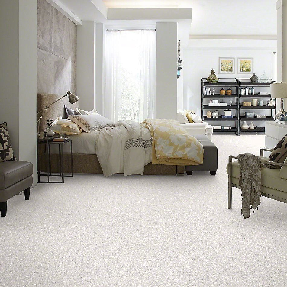 Shaw Floors True Soft Refined Vision III 12 Coconut 00100_E0728