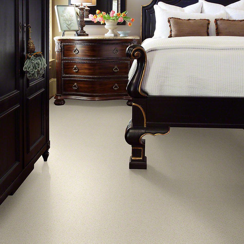 Shaw Floors SFA Sincere Beauty Loop China Pearl 00100_EA184
