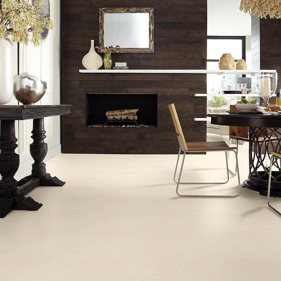 Shaw Floors SFA Square One Winter White 00100_EA500
