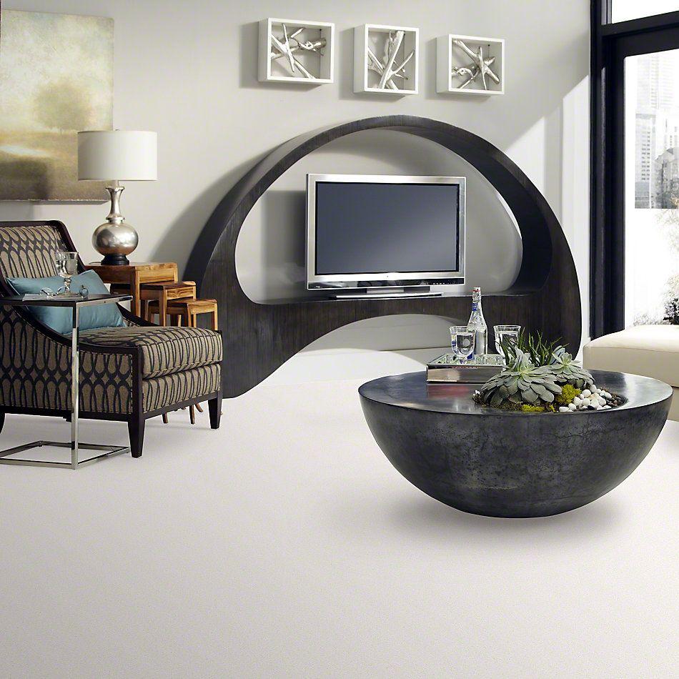 Shaw Floors Queen Sandy Hollow II 12′ Vanilla 00100_Q4275