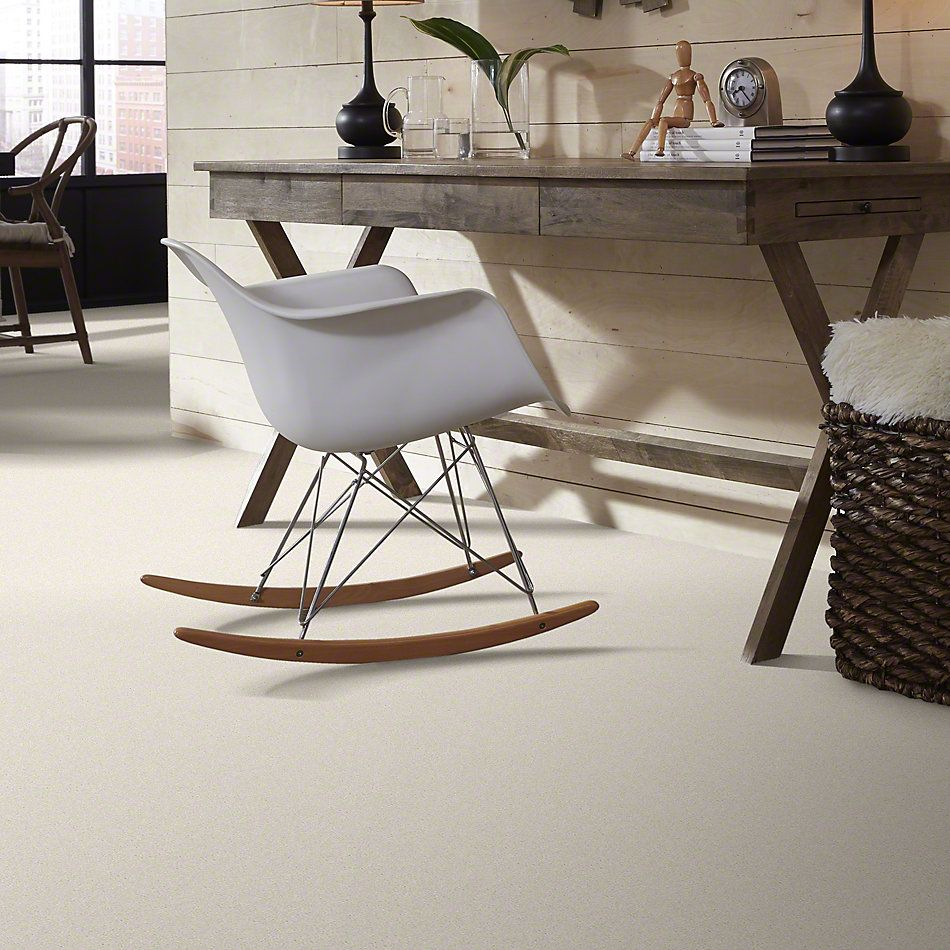 Shaw Floors Caress By Shaw Quiet Comfort Classic III Icelandic 00100_CCB98