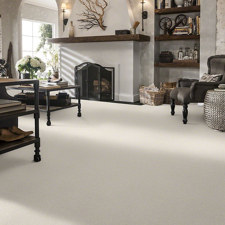 Shaw Floors Caress By Shaw Quiet Comfort Classic Iv Icelandic 00100_CCB99