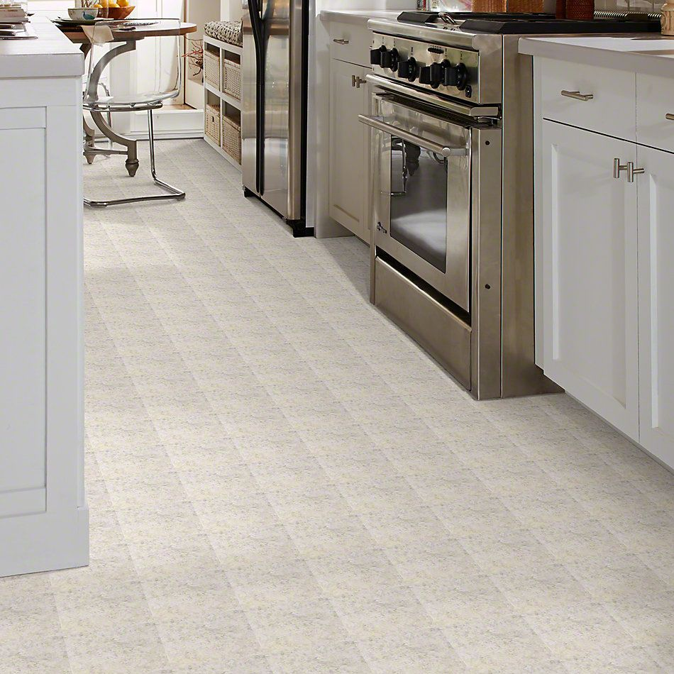 Shaw Floors Ceramic Solutions Costa D'avorio 6.5×6.5 Bone 00100_CS43J
