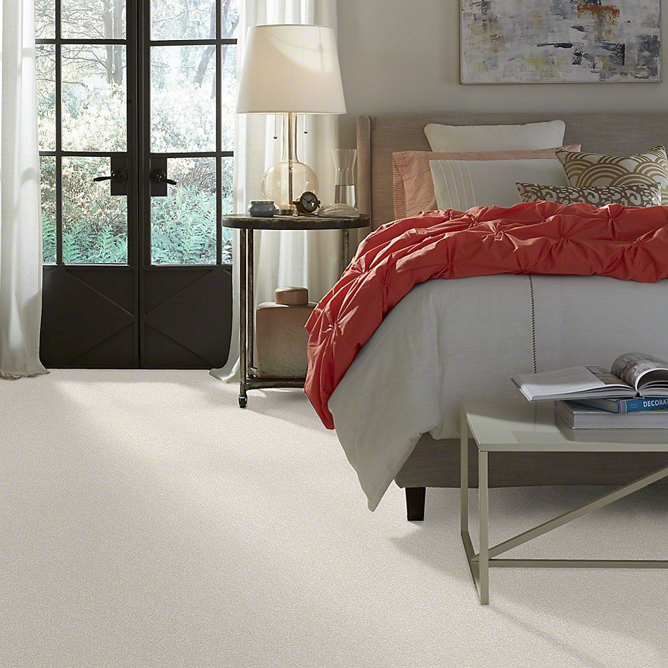 Shaw Floors Sateen Moments (s) Vanilla 00100_E0995