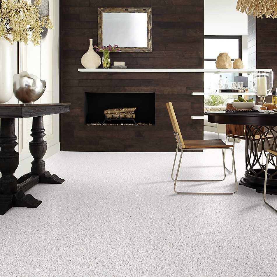 Shaw Floors Value Collections Pure Waters 15′ Net Calm Ivory 00100_E9280