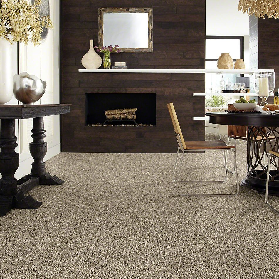 Shaw Floors Value Collections Because We Can III 12′ Net Sea Shell 00100_E9316