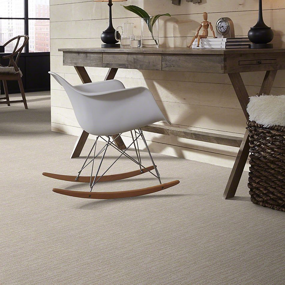 Shaw Floors Simply The Best Highlighter Fuzzy Sheep 00100_E9348