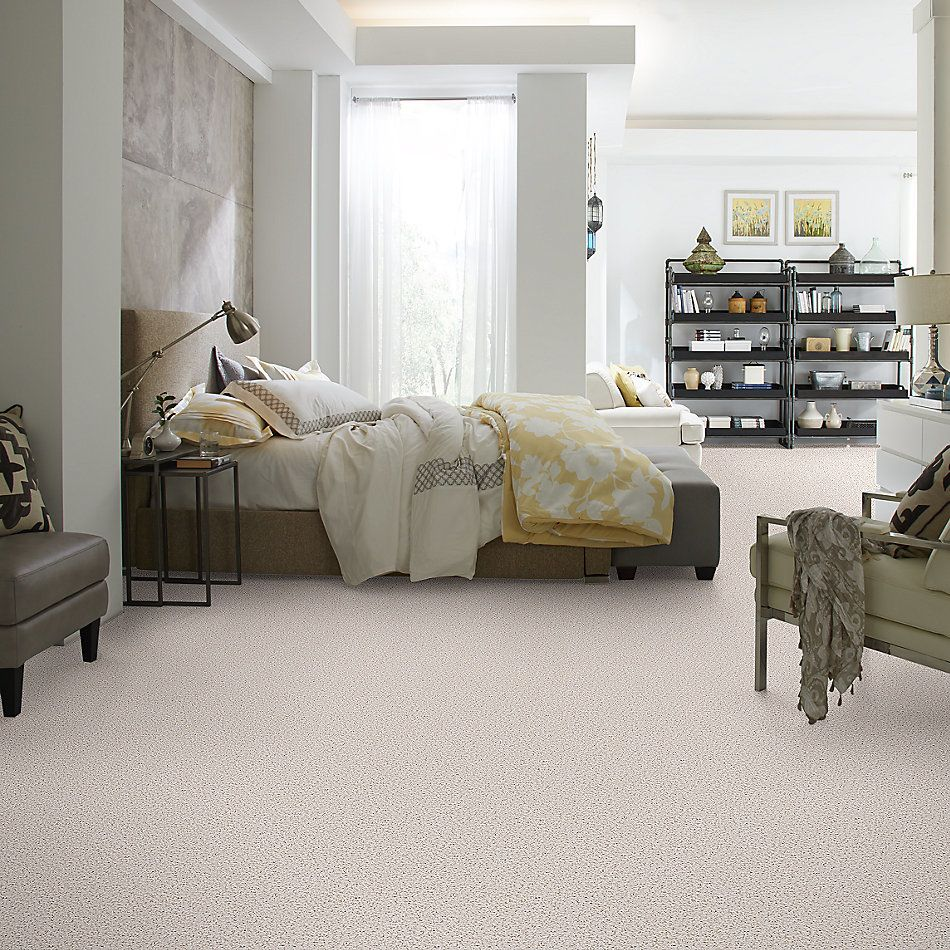 Shaw Floors Home Foundations Gold Short & Sweet (s) Buttermilk 00100_HGJ65