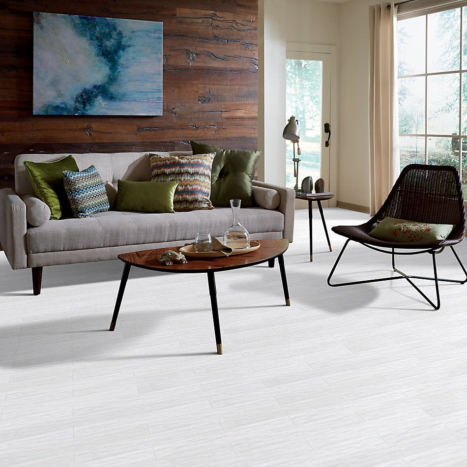 Shaw Floors Home Fn Gold Ceramic Geoscapes 4×16 White 00100_TG44C