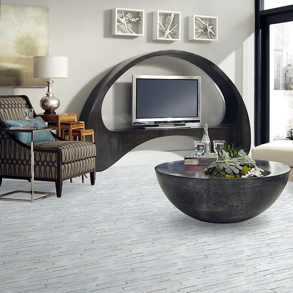 Shaw Floors Home Fn Gold Ceramic Ridgestone Glacier 00100_TG57D