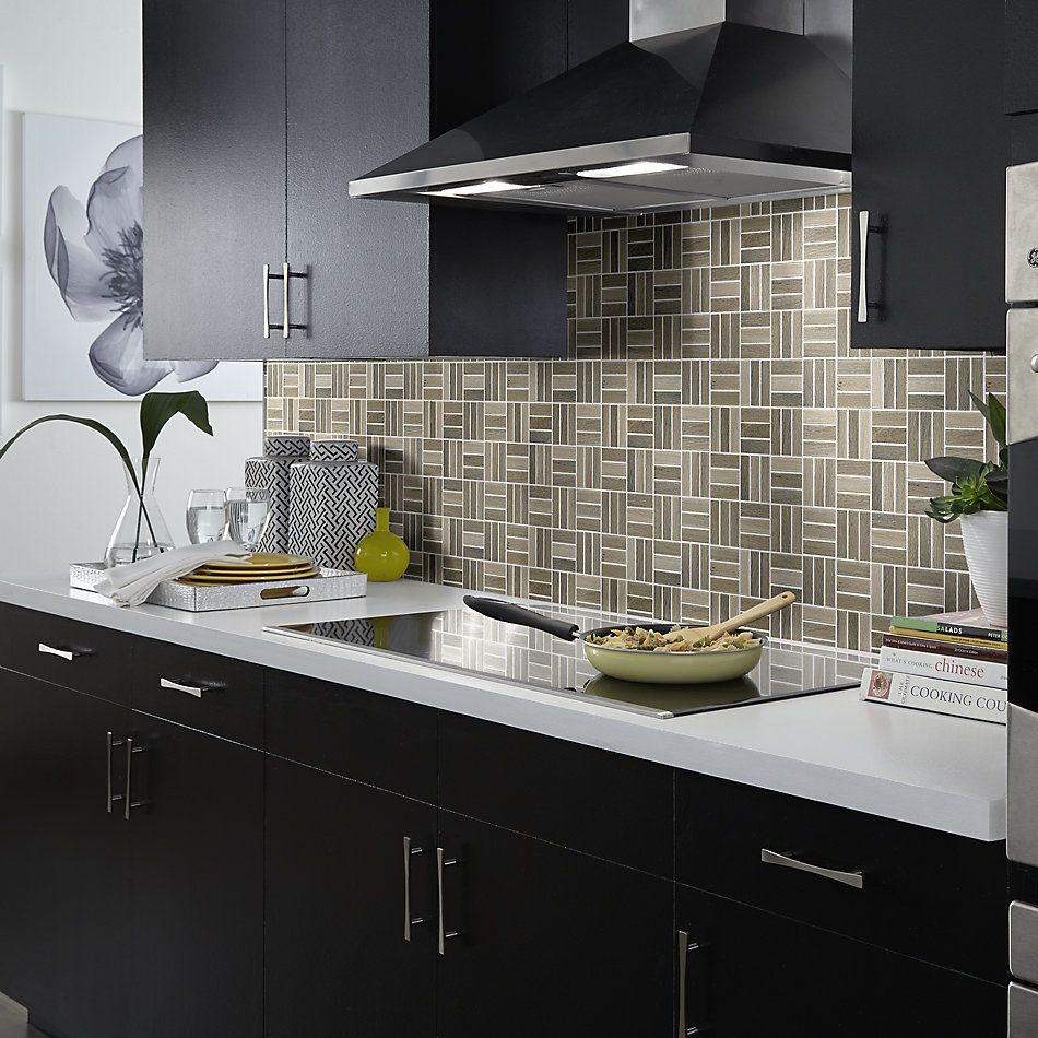 Shaw Floors Home Fn Gold Ceramic Revolution Mosaic Ash 00100_TGJ71