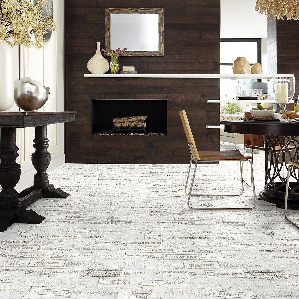 Shaw Floors Home Fn Gold Ceramic Golden Gate Deco Mix Presidio 00100_TGN13