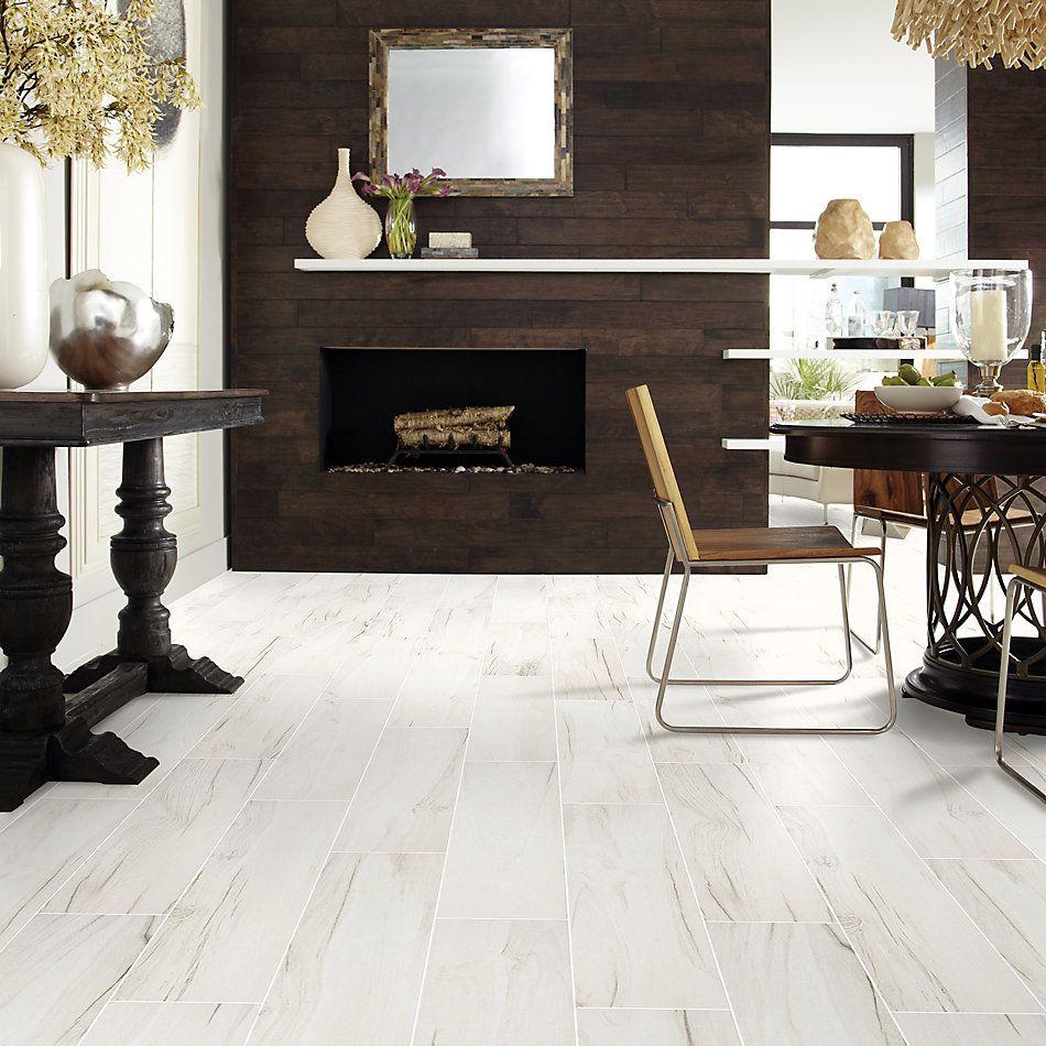 Shaw Floors Home Fn Gold Ceramic Traveler 8×32 White 00100_TGN63