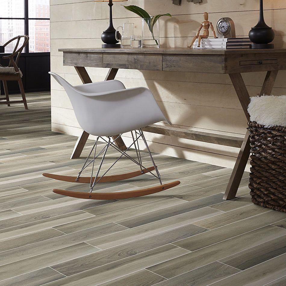 Shaw Floors Home Fn Gold Ceramic Revolution 6×36 Ash 00100_TGN66