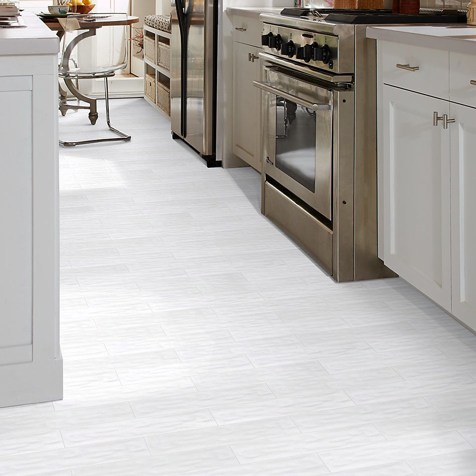 Shaw Floors Toll Brothers Ceramics Geoscapes 4×16 White 00100_TL44C