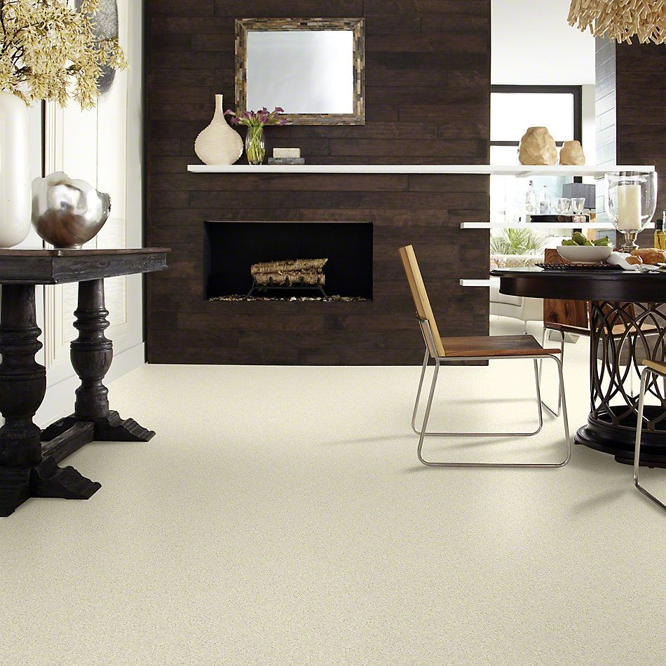 Shaw Floors Shaw Design Center Beautifully Simple II 12 Creamy Tint 00101_5C747