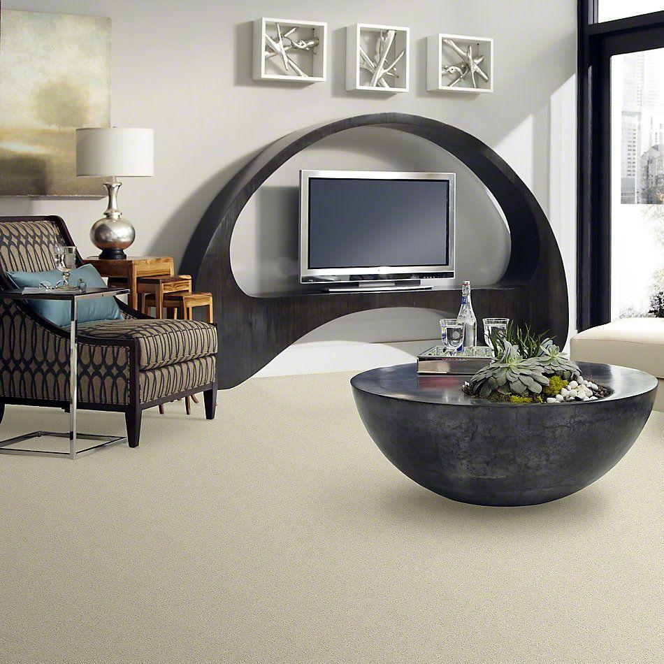Shaw Floors Shaw Design Center Beautifully Simple I 15′ Creamy Tint 00101_5C751