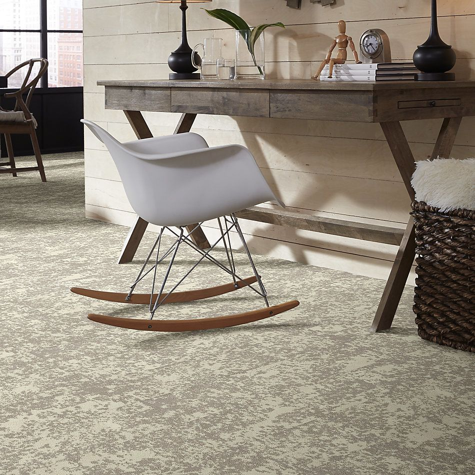 Shaw Floors Woven Fringe Snow Kissed 00101_6E013