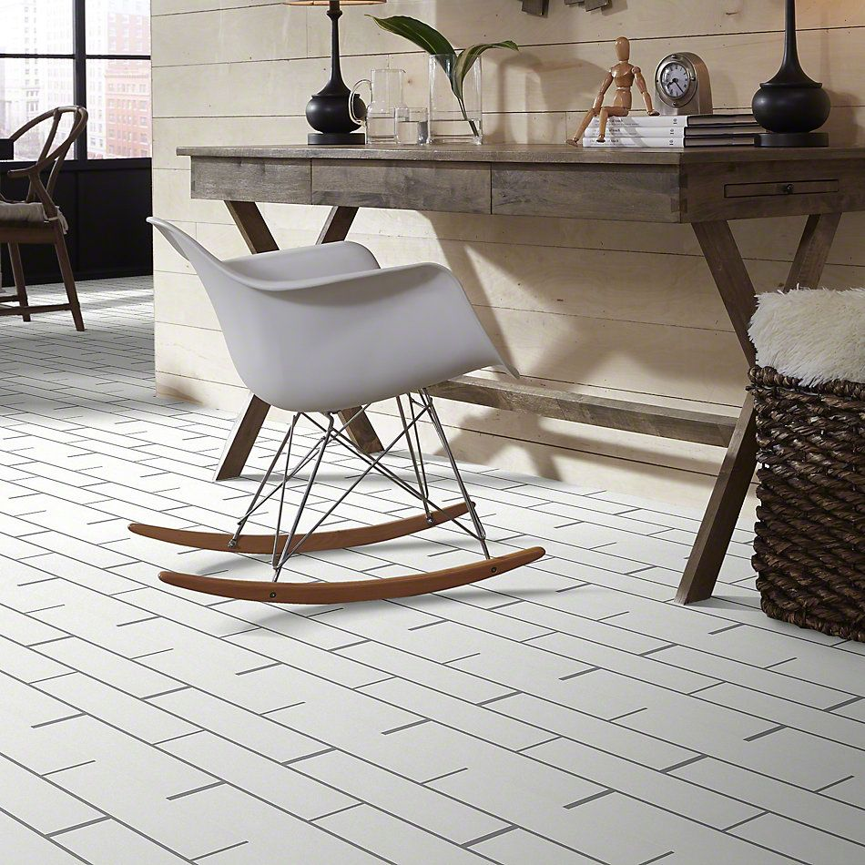 Shaw Floors Ceramic Solutions Elegance 4×16 Biscuit 00101_CS36L