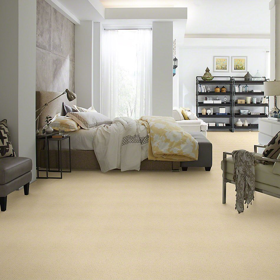 Shaw Floors Enduring Comfort Pattern Candlewick Glow 00101_E0404