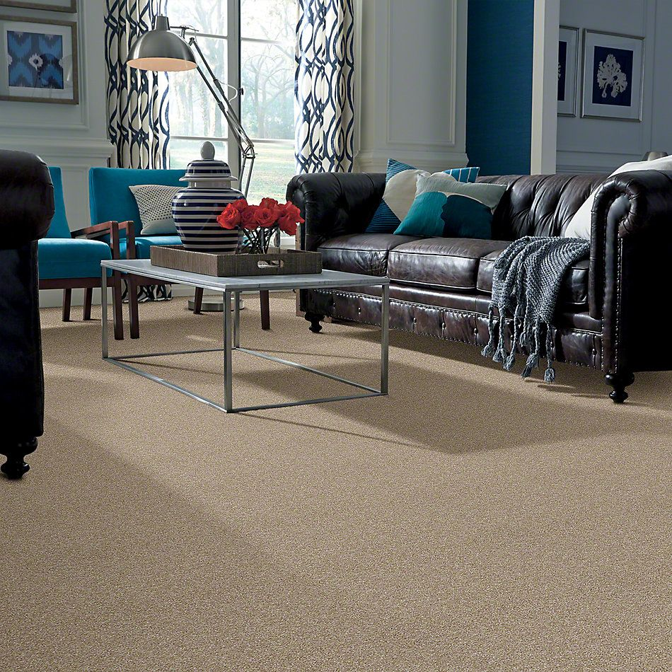 Shaw Floors Simply The Best Of Course We Can III 15′ Sand Castle 00101_E9426