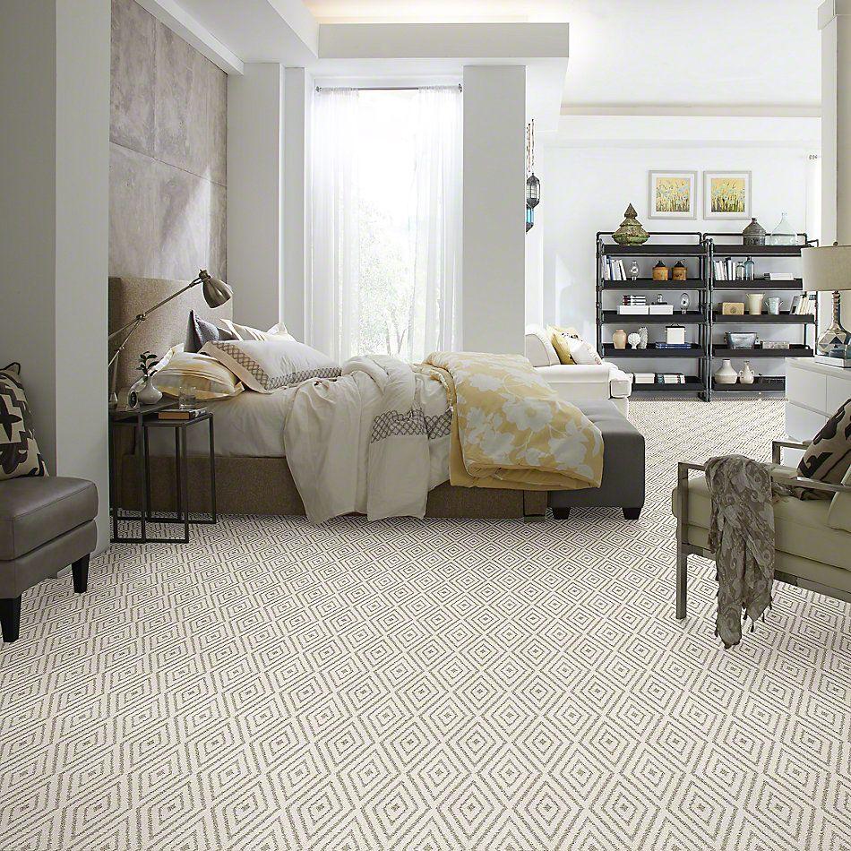 Shaw Floors Bellera Diamonds Forever Snow Fall 00101_E9701