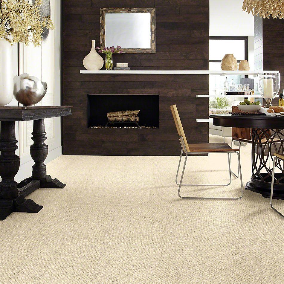 Shaw Floors SFA Sincere Beauty Loop Candlewick Glow 00101_EA184