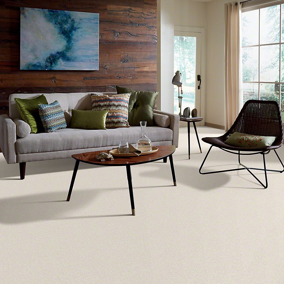 Shaw Floors Sandy Hollow III 12′ Mushroom 00101_Q4277