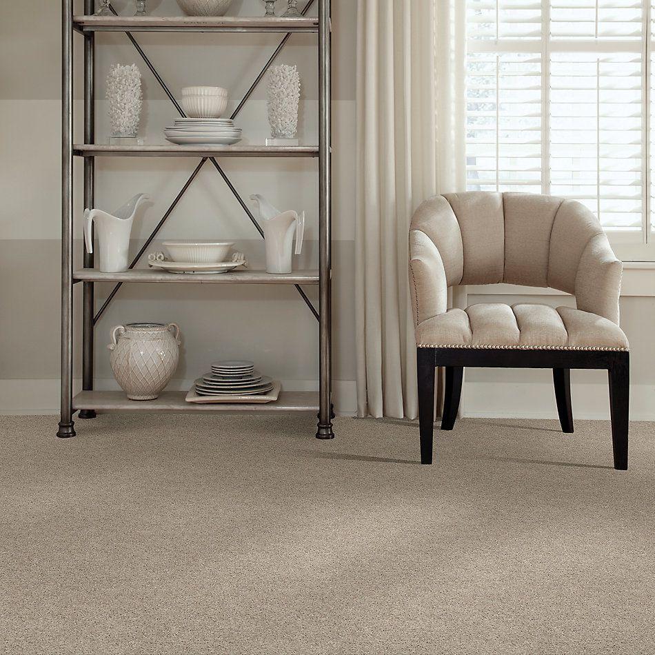 Shaw Floors Stainmaster Flooring Center Whisper Creek (s) Calm Ivory 00101_E0335