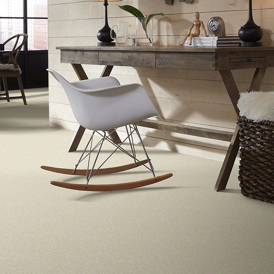 Shaw Floors Clearly Chic Bright Idea II Antique Pearl 00101_E0505