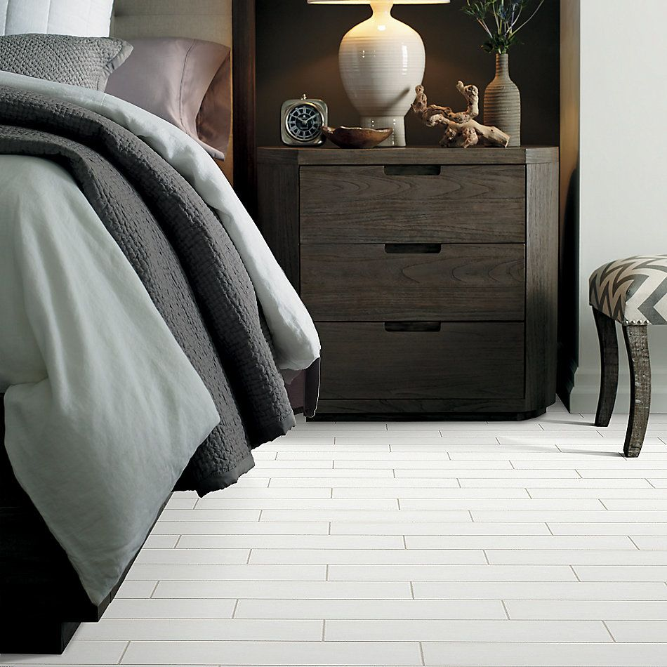 Shaw Floors Home Fn Gold Ceramic Baker Street 4×16 Gloss Biscuit 00101_TGL84