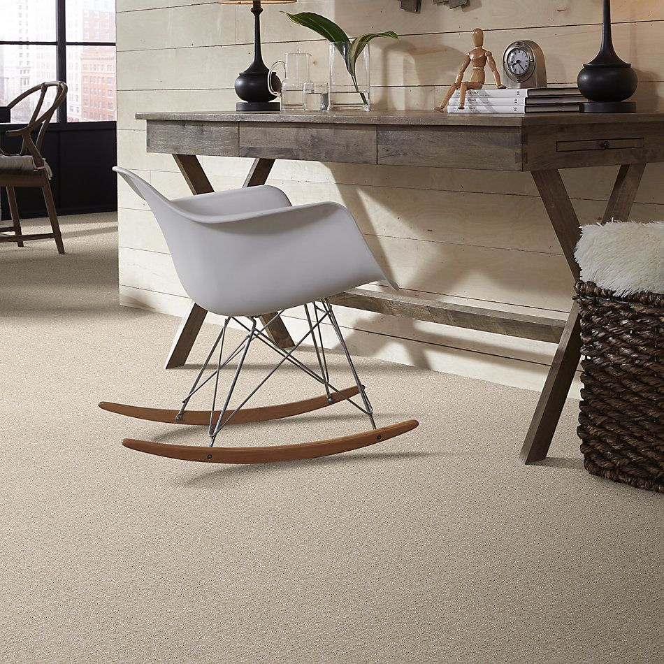 Shaw Floors Bellera Emergence Net Eggshell 00102_5E017